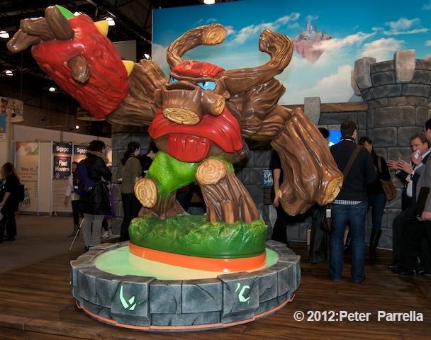 skylanders, Activision, toy fair