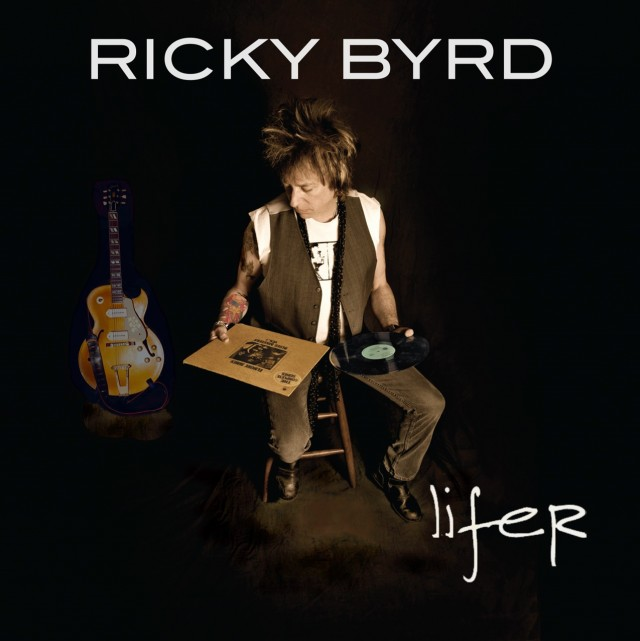 Ricky Byrd's debut solo album Lifer on Kayos Records