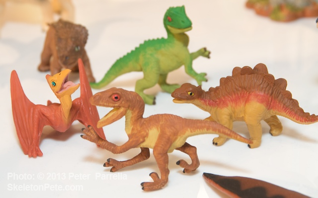 A Few of Safari Ltd's Dino Babies