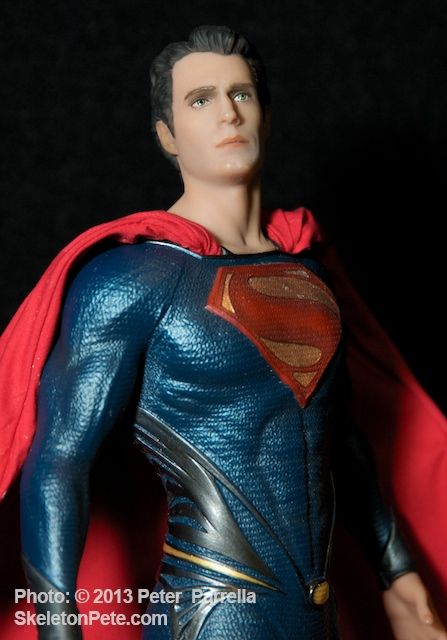 DC Collectibles' Iconic statue Series features Henry Cavill as the Man of Steel