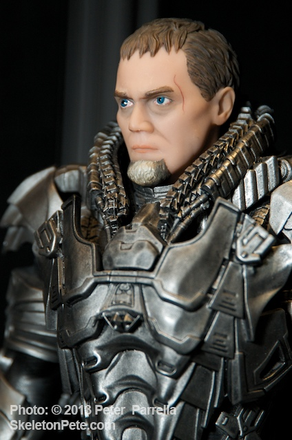 DC Collectibles Iconic General Zod Statue Captures the Visage of Michael Shannon as the Phantom Zone Criminal