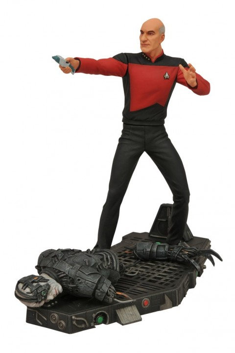 "Capt. Jean Luc Picard 7"" Action Figure Arrives This Fall"