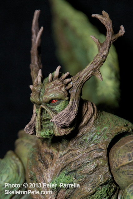 DC Collectibles' Deluxe New 52 Swamp Thing Action Figure