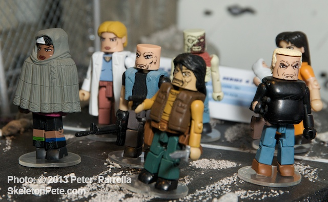 Walking Dead Minimates Series 4 Make Their Debut Later This Summer