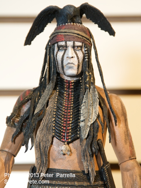 NECA's Remarkable 1/4 Scale Tonto Figure