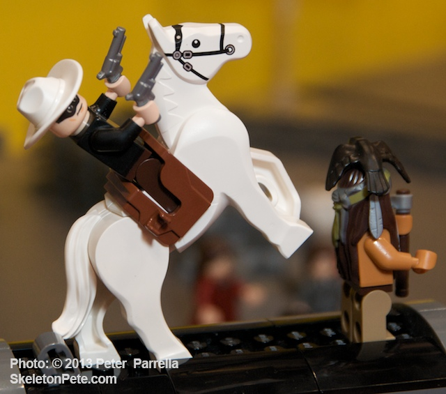 LEGO Gets the Essence of the Western Genre Just Right