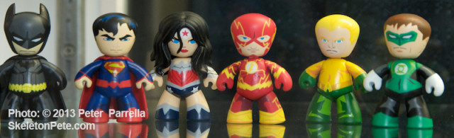New 52 JLA  Mez-itz Are Due in August 2013