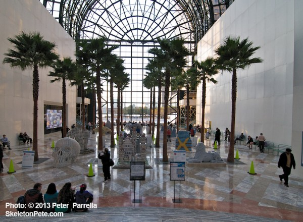Brookfield Arts' Winter Garden Will Host Canstruction 2013 until 11.13.13