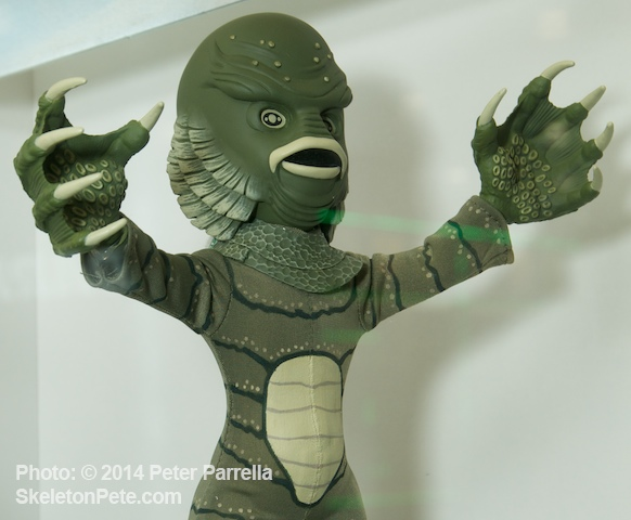 "Mezco Toyz' LDD Creature in original un-produced retro ""jump suit"" style design"