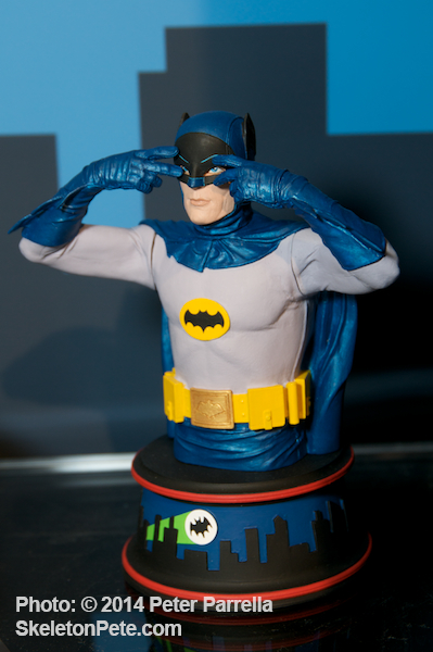 """Batusi"" Exclusive Batman 1966 Resin Bust."