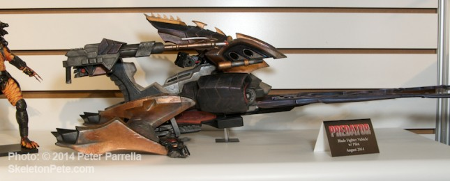 Blade Fighter Vehicle Joins the NECA Predator Collection in August 2014