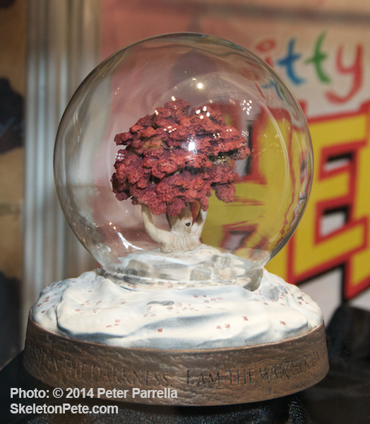 The Weirwood Snow Globe is Ultra Limited to 1200 Pieces. You'd Better .Shake Up a Pre-Order