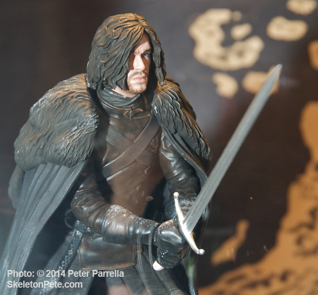 "Dark Horse ""Game of Thrones"" Wave 1 Jon Snow Figure."