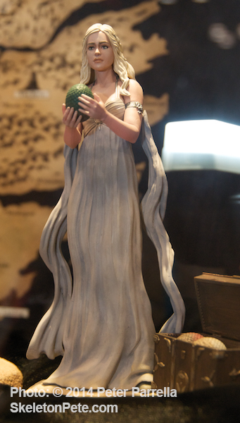 Dark Horse Daenerys Figure Was Released in January 2014.
