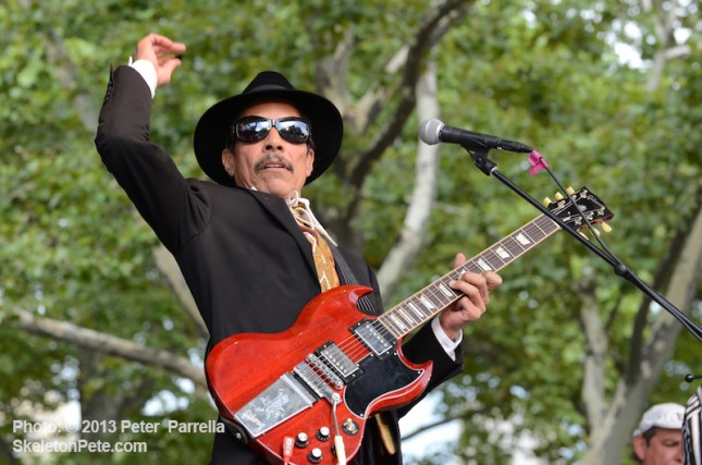 "Shuggie Otis Sent Out a ""Strawberry Letter"" on a Sunny Central Park Afternoon."