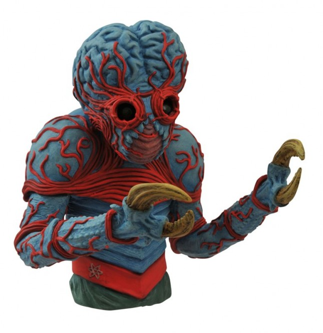 DST's Metaluna Mutant Bust Bank is due Halloween 2014