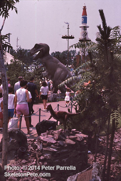 The Purlioned Ornitholestes is Front and Center.