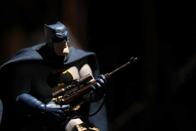 Photo: Peter Keehn/Courtesy of Mezco Toyz)