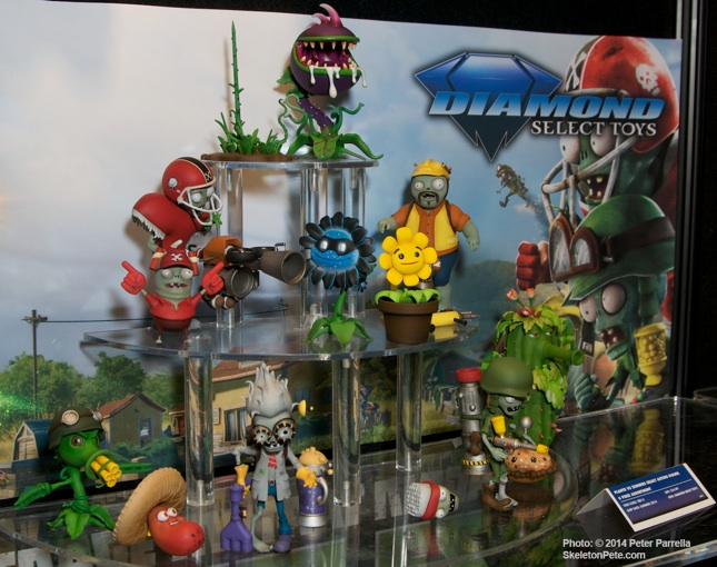 A Wonderful Selection of Plants Vs. Zombies Characters is Coming From DST in September 2014.