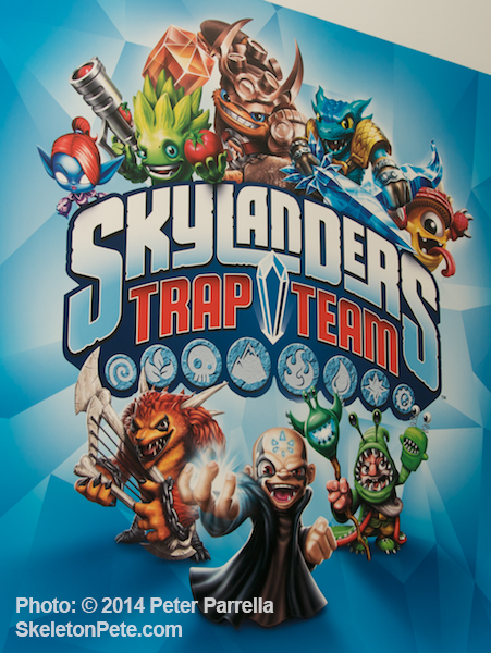 Capturing Villains in the New Portal is Key to Skylanders Trap Team Game Play.