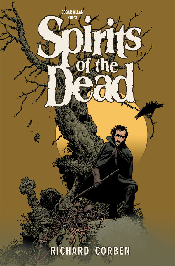 "Ponder ""Spirits of the Dead,"" Dark Horse's curious volume of forgotten lore"