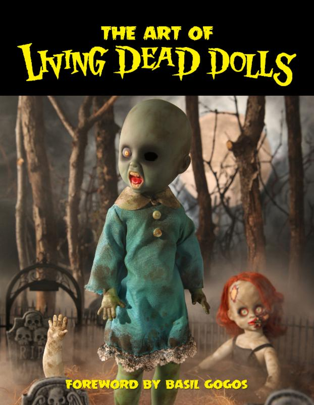 "Mezco Publications ""Art of the Living Dead"""