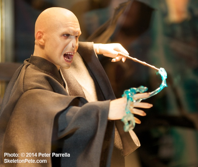 Lord Voldemort Conjures Up Some Trouble