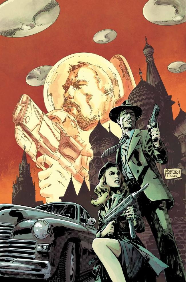 Operation SIN, Peggy Carter, Marvel Comics