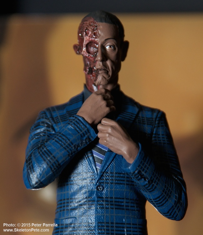 mezco toyz. breaking bad, bobbleheads, amc series, better call saul, gustavo fring, giancarlo esposito