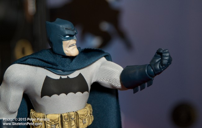 mezco toyz, batman, one:12 collective, dark knight returns, frank miller