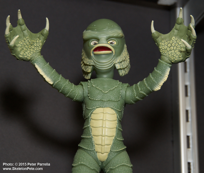 mezco toyz, living dead dolls, creature from the black lagoon, universal monsters