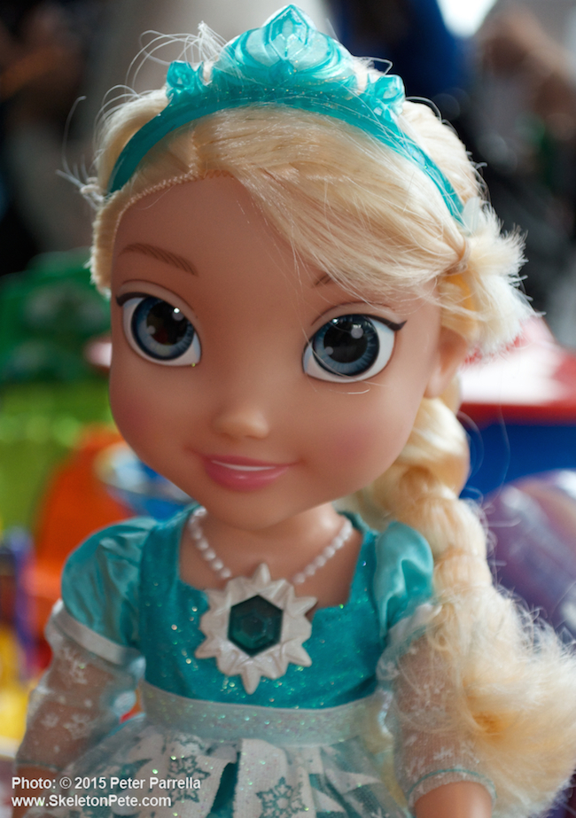 toy industry association, american international toy fair 2015, toy fair, toy of the year awards, Disney, Frozen, Princess Elsa