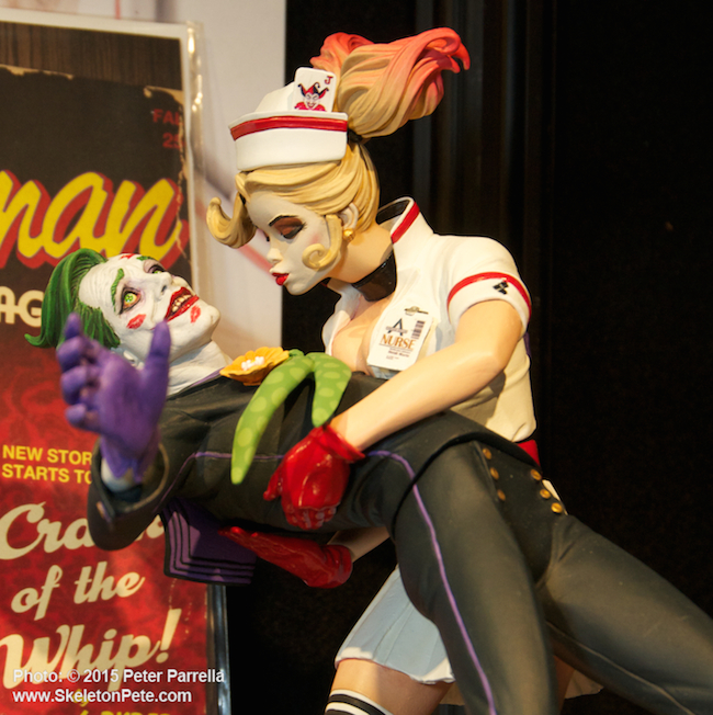 dc collectibles, dc comics, dc bombshells, harley quinn, the joker