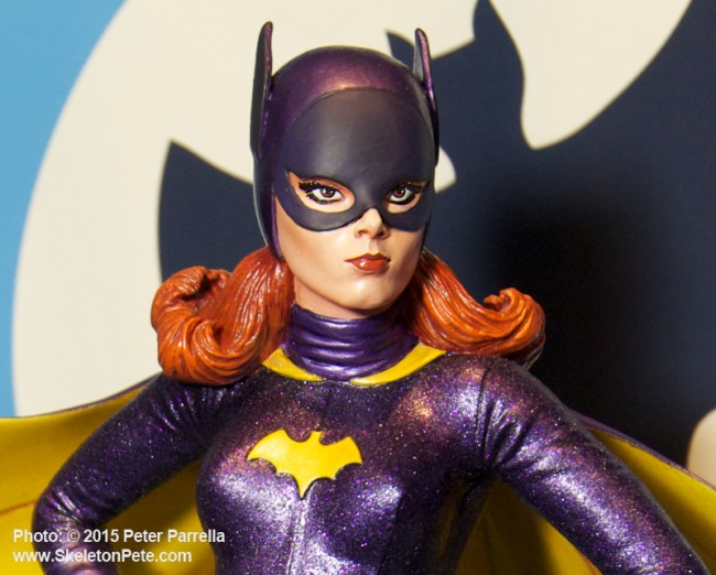 diamond select toys, batman, batgirl, batman the animated series, 66 batman, yvonne craig, clayburn moore, harvey two-face