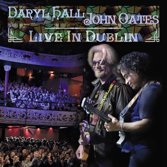 hall and oates, eagle vision, live in dublin, universal music group