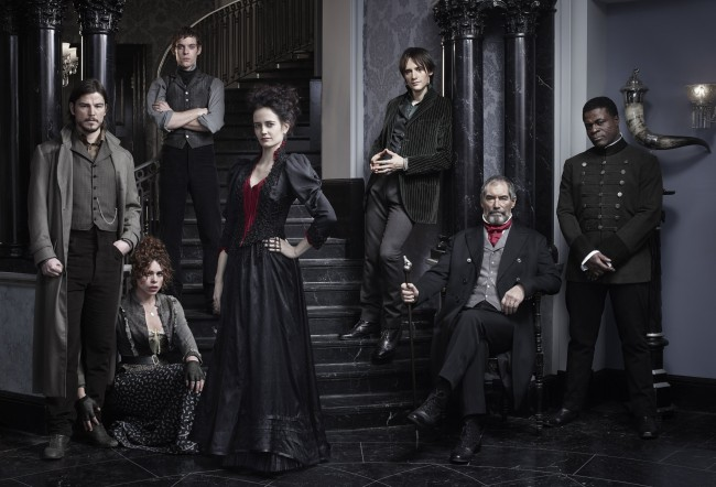 showtime, penny dreadful