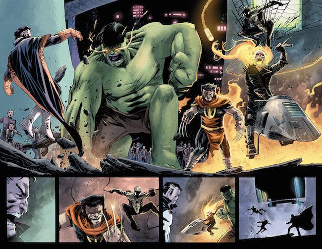 marvel comics, secret wars, battle world