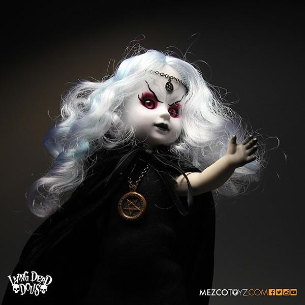mezco toyz, living dead dolls, walpurgis, sdcc 15