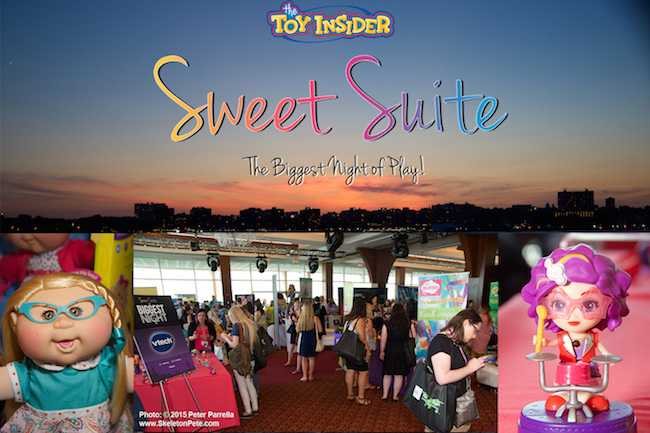 sweet suite 15, toy insider
