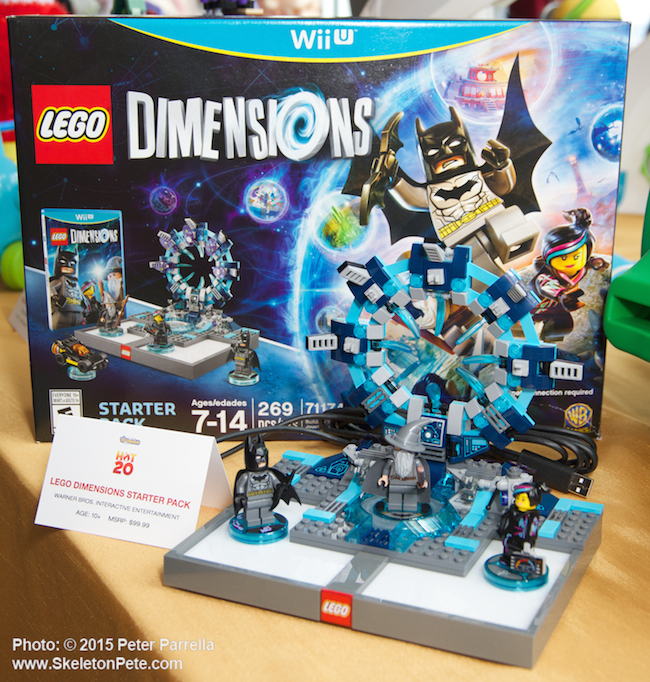 lego, holiday of play, dimensions video games, batman, gandalf, wild style, toy insider magazine, woman's day magazine