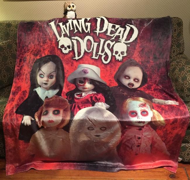 living dead dolls, mezzo toys, ldd series 31
