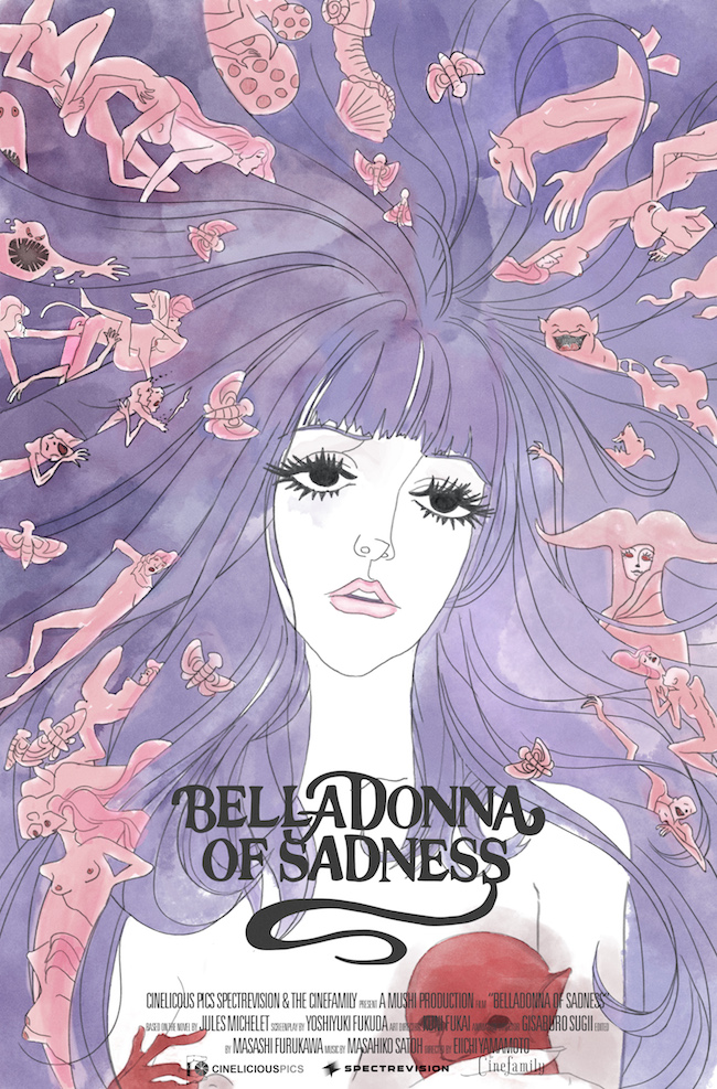 Cinelicious Pics, belladonna of sadness