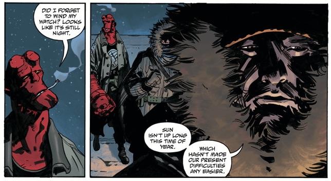 bellboy, dark horse comics, mike mignola