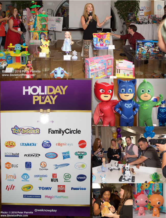 toy insider mom, laurie schacht, toy insider, toys, family circle, holiday of play