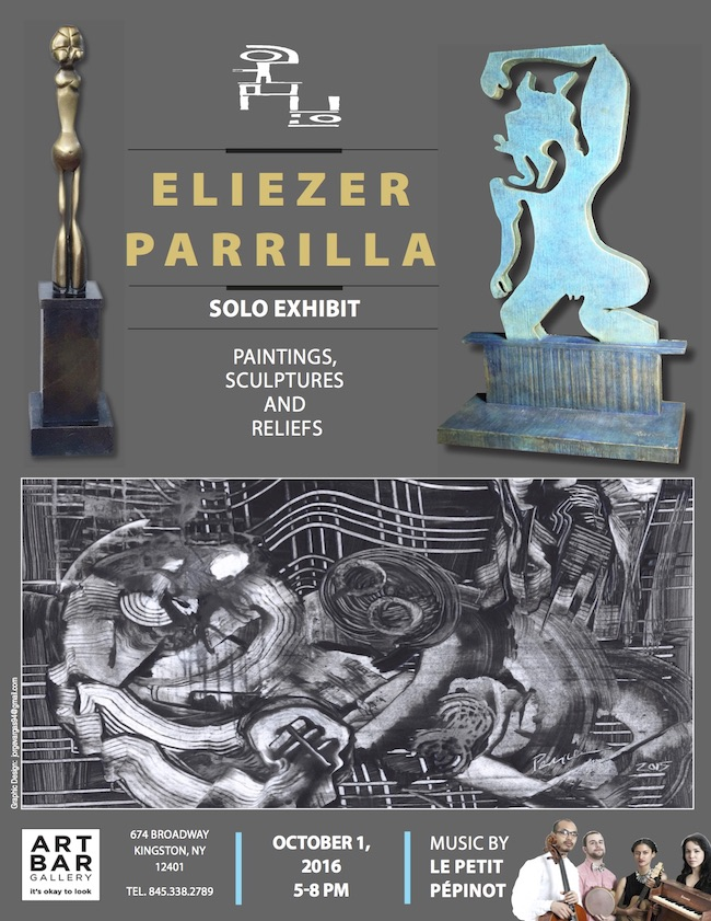 eliezer parrilla, artbar gallery