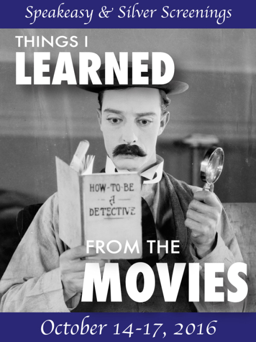 things i learned from the movies