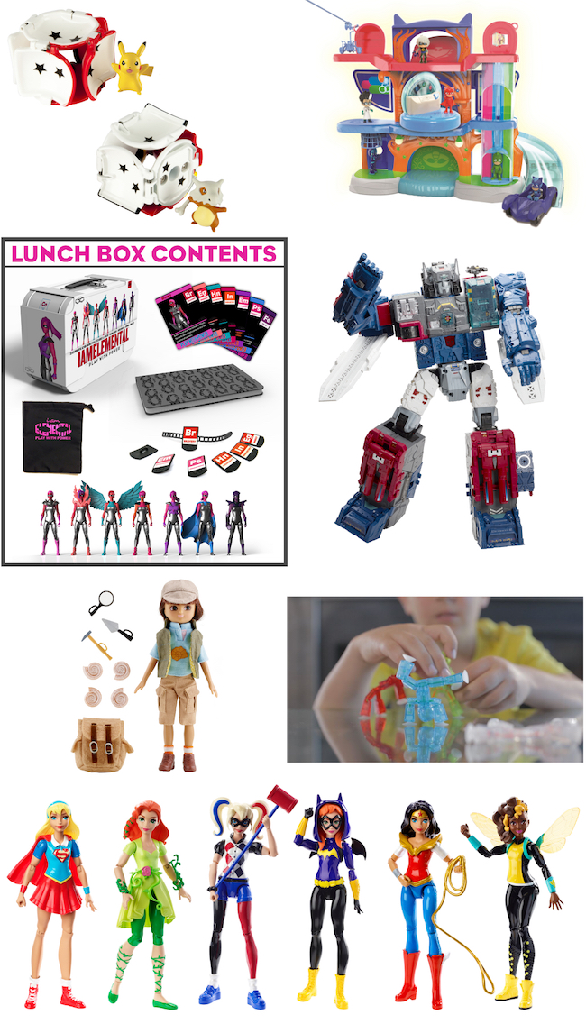 toy of the year award, toy industry association, action figures, action figure of the year