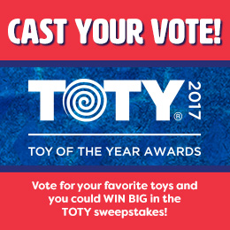 toy industry association, 2017 toy of the year