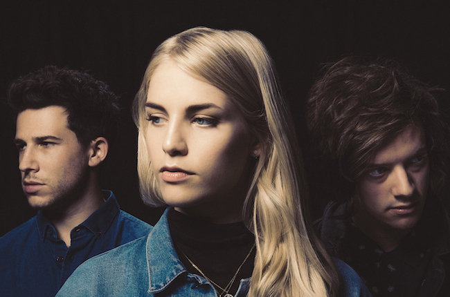 london grammar, the truth is a beautiful thing, metal and dust records, ministry of sound