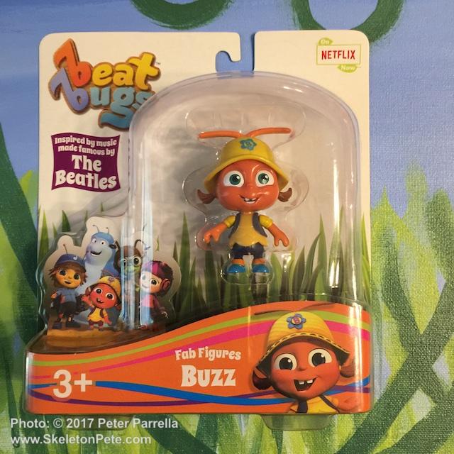 beat bugs, netflix, buzz, blip toys, sweet suite, swag box